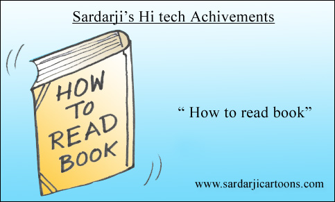 Sardarji's High Tech Inventions