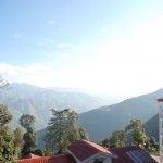 Mussorie Hills on 7th Oct 2012