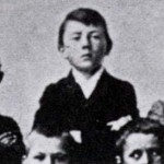 Eleven year-old Adolf Hitler.