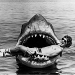 """Steven Spielberg gave the world """"Bruce"""", the prop that was used to make """"Jaws"""" in 1975."""