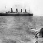 The Titanic took off for its last trip, full of dreams and promises, Ireland, 1912.